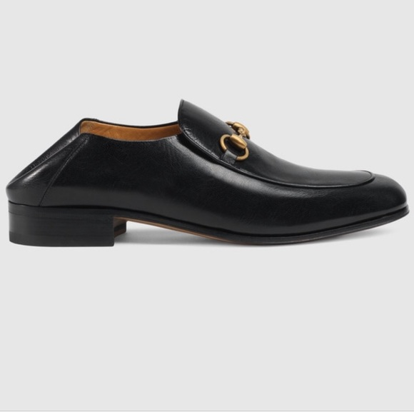 Gucci Other - Gucci Men's Horsebit Crushback Loafers Shoes NEW